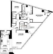 e floor plans 340 on the park 340 e randolph new eastside condo information