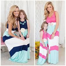 family dresses sundress womens matching