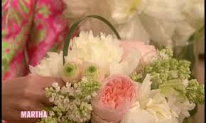 how to make wedding bouquet how to make a wedding bouquet martha stewart