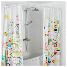 ikea curtain hacks ikea curtain wire ceiling mount shower rods vikarn rod pe614280 s5