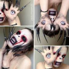 Scary Halloween Costumes 25 Scary Halloween Costumes Ideas Scary