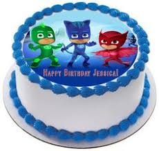 pj masks themed cake pjmasks pjmaskscake birthdaycake sift