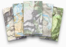 Us Topographic Map Topo Maps