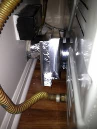 check vent light on dryer how to hook up a dryer vent in a tight space