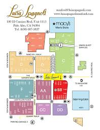 San Tan Mall Map Chandler Mall Map California Delta Map