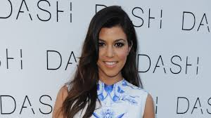 kourtney kardashian u0027s secret for shiny hair might already be in
