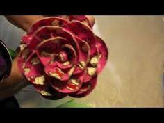 Duct Tape Flowers Vases And Pens How To Make A Duct Tape Flower W Craft Wire Video Duct Tape
