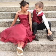 tenue enfant mariage les tenues de mariage point mariage 2009 pour les enfants tenues