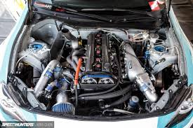 formula mazda chassis horsepower wars the engine bays of formula drift 2015 speedhunters