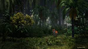 xfrog image of the day jungle tiger