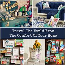 Home Decor Seattle Travel The World From The Comfort Of Your Home Tableware And