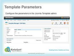 creating custom templates for joomla 2 5