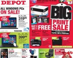 office depot black friday 2017 deals sale ad
