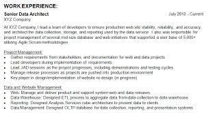 sql server dba resume resume templates