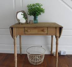 Folding Console Table Antique Farmhouse Console Table With Folding Leaves With
