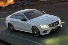 mercedes e class mercedes e class coupe revealed two door on sale for