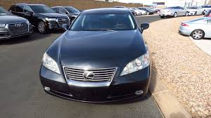lexus s 350 2008 used lexus es 350 4dr sedan at mercedes of chandler