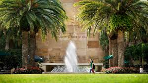 University Of Miami Campus Map by Coral Gables Campus University Of Miami Graduate And