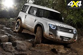 new land rover defender 2016 new land rover defender coming in 2020 4x4 australia