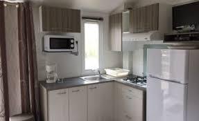 cuisine de 16m2 our mobile home csite dordogne périgord noir 3 le douzou