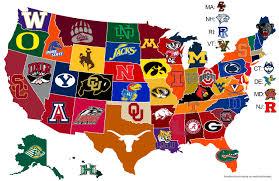 Football Country Flags College Football Sbnation Com