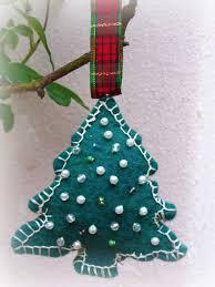 christmas tree fabric christmas lights decoration