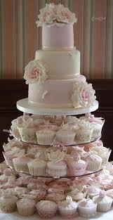 fondant wedding cakes wedding cupcake design 802387 weddbook