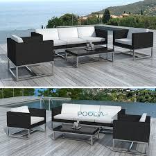 mobilier de jardin en solde emejing mobilier de jardin alu contemporary awesome interior