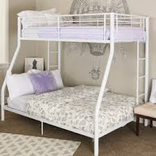 metal bunk beds twin full twin full metal frame beds