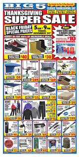 big 5 sporting goods black friday 2017 ads deals and sales