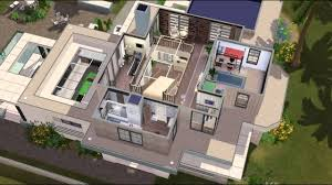 the sims 3 modern family house youtube