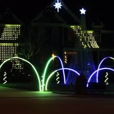 christmas light show ct pugh family christmas light show closed festivals 902 heydon