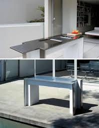 design grill barbeque bonanza 15 great outdoor grill designs urbanist
