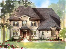 provence somerset series southeast michigan homes