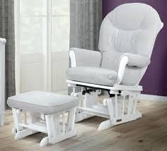 white glider rockers nursery white glider rocker recliner white