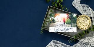 Wedding Thank You Wedding Thank You Cards Match Your Style Get Free Samples
