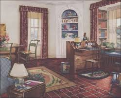 1940s Home Decor 1930s Interior Design Living Room 1000 Ideas About 1930s Home