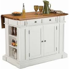 white distressed oak kitchen island by home styles free shipping