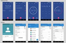android gui designer 30 free web mobile ui kits for your collection mockplus
