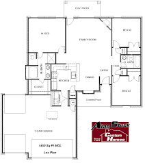 floor plans alan stuck custom homes