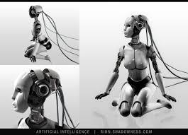 artificial intelligence by rinn345 on deviantart