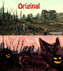 halloween abstract fallout 3 halloween by kevinrs on deviantart