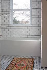 Grout Bathroom Floor Tile - 285 best subway tiles includes glazed brick ceramic and zellige