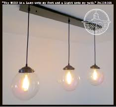 large globe light bulbs biddeford modern light trio of large globe pendants the l goods