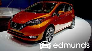 nissan versa is it a good car 2017 nissan versa review features rundown edmunds youtube