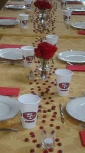49er thanksgiving dinner of the always
