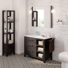 muebles de lavabo mueble de lavabo amazonia ref 17863993 leroy merlin