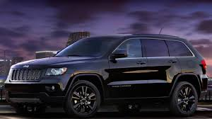 jeep grand cherokee 2017 blacked out jeep rolls out blacked out grand cherokee concept autoweek