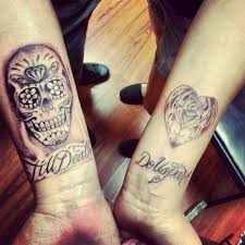 32 best his and her tattoo drawings images on pinterest