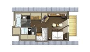 plan de chambre avec dressing et salle de bain plan de suite parentale avec salle de bain dressing amenagement